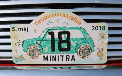 2. Ročník MINITRA 2018 – Vyhodnotenie a fotogaléria